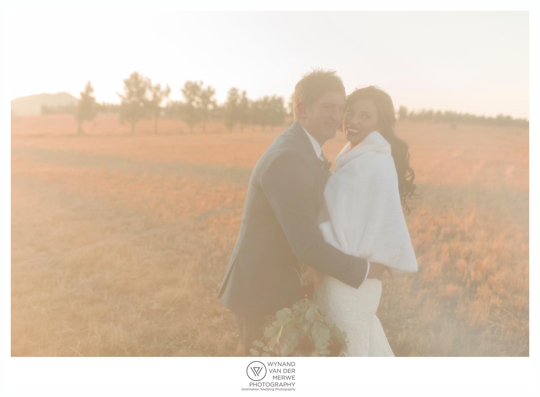Tertius and Monique's emotional wedding at Memoire Wedding Venue
