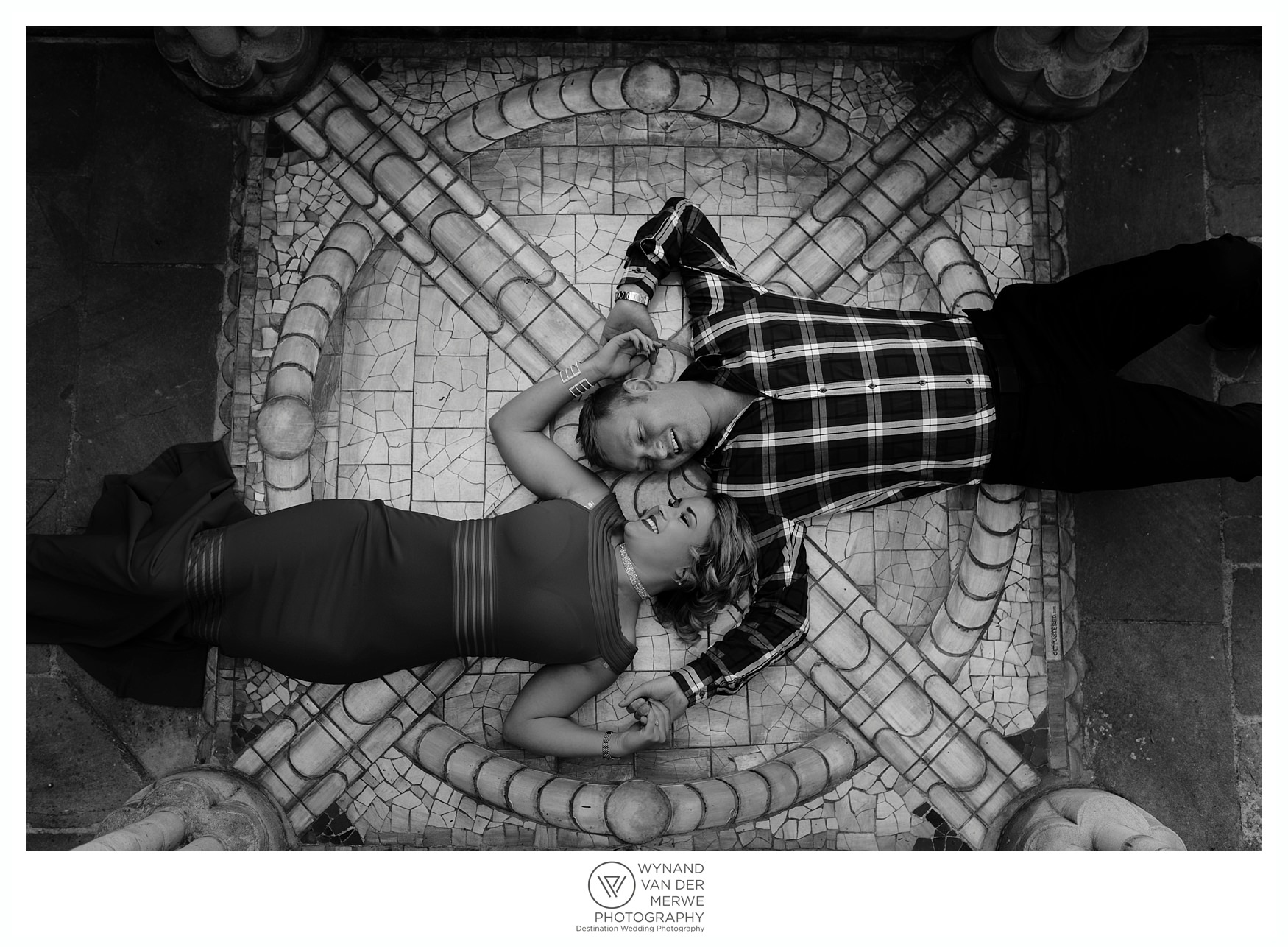 Wicus & Liesl Engagement shoot at Shepstone Gardens