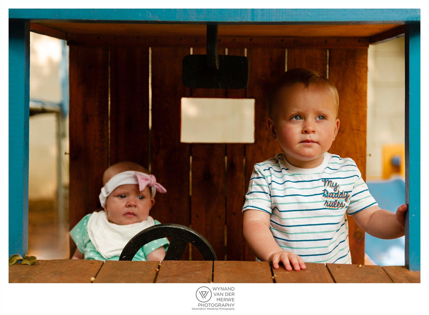 Baby Ryan has a sister, Maddison