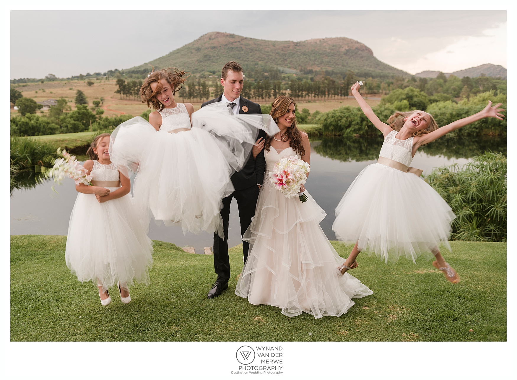 Ryan and Natalie's wedding at Cradle Valley Guesthouse