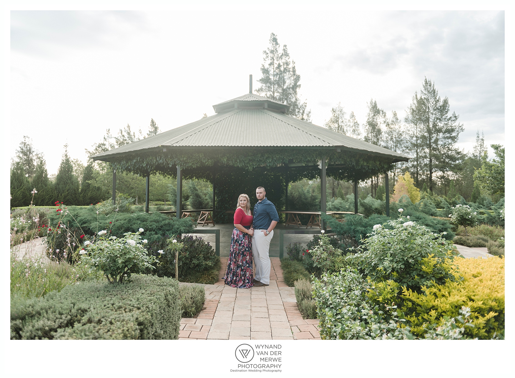 Rohan and Neruschke's eshoot at Rosemary Hill Farm