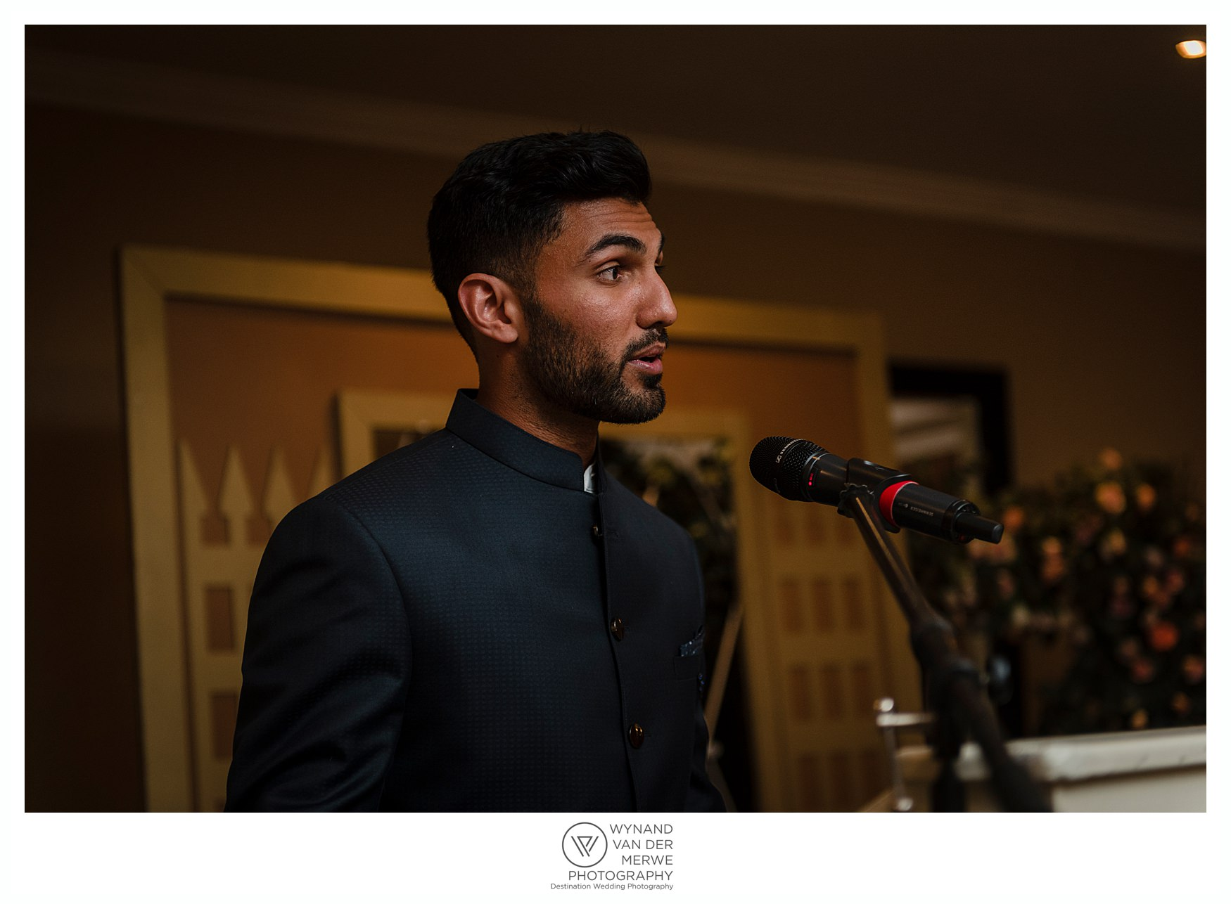 Nabeel and Jenalea's wedding at Summerplace, Hydepark