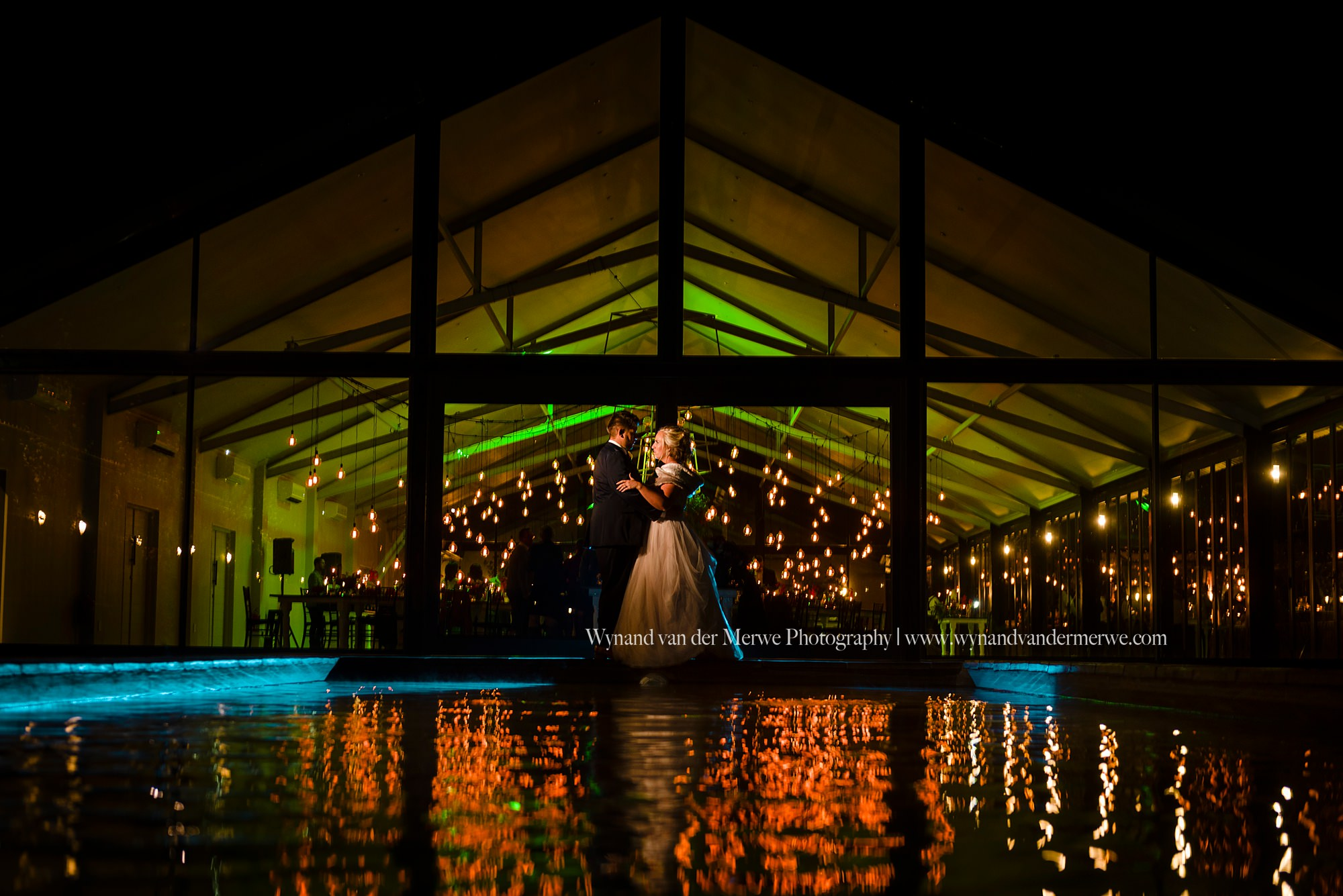 Marcel & Zandrie's wedding at Inimitable Wedding Venue