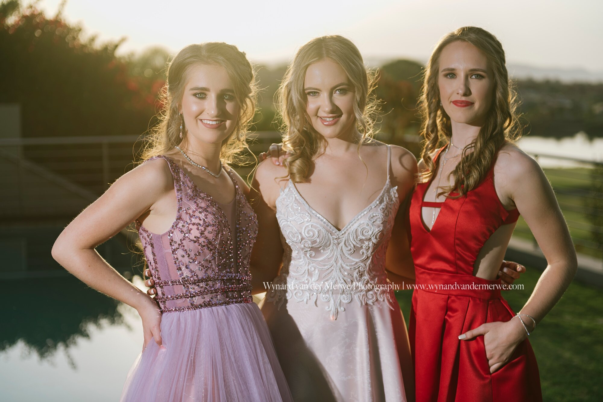 Copy of Liezl and friends matric farewell