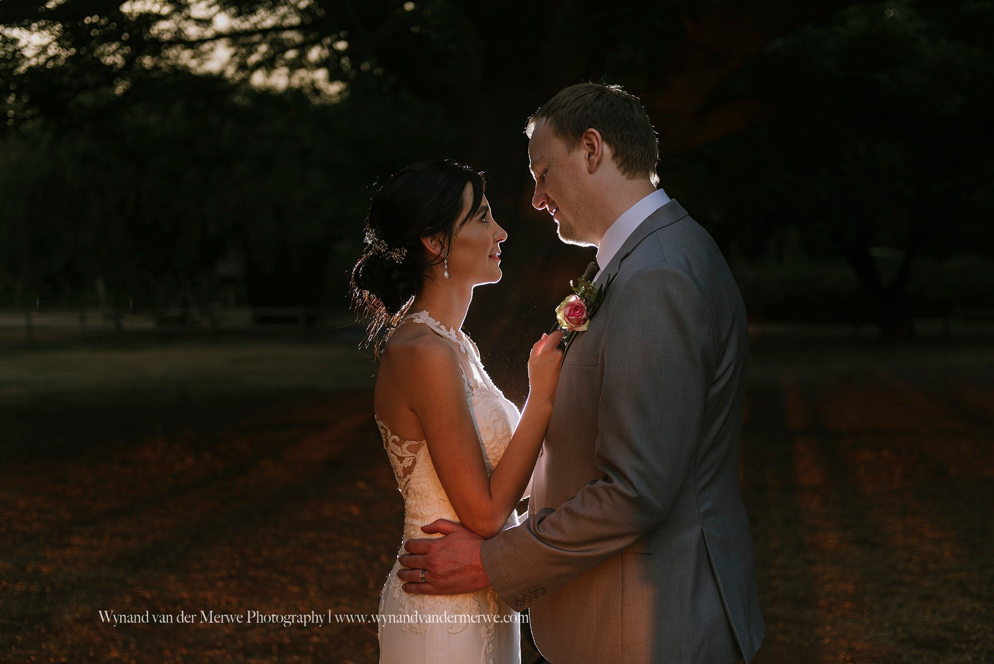 Ferreira and Michelle's wedding at Oakfield Farm
