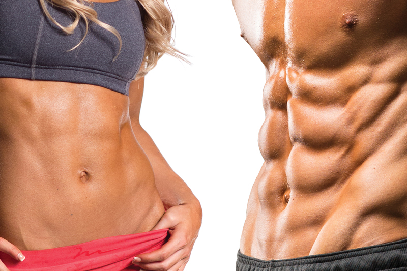 Having strong abs - or core muscles provide a foundation for your body's stability.