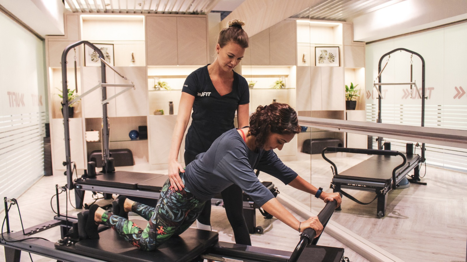 Pilates Promotion   Enjoy 1 free session for every 10 sessions signed.
