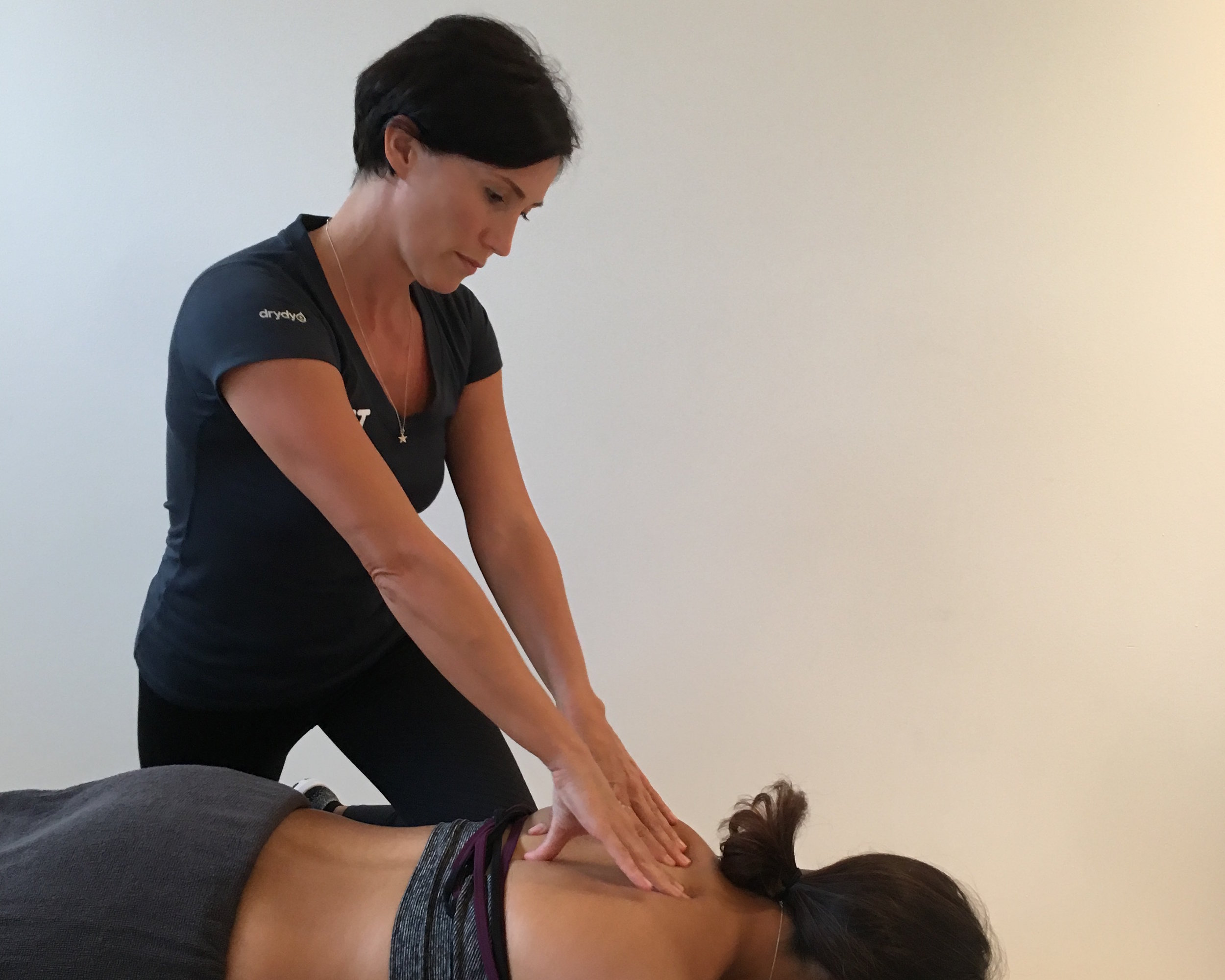 Sports Massage Therapy Promotion   Improve your athletic performance and get 1 free session when you purchase a pack of 10.