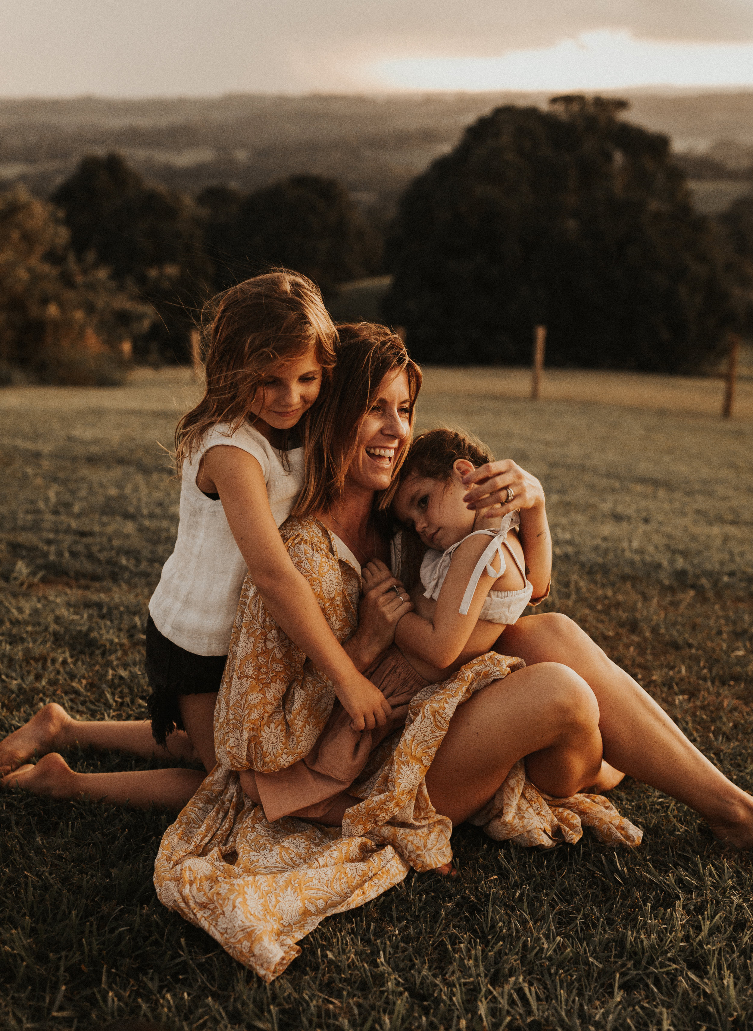 - Family or Couples Session: $700 + gst- 1 hour family or couples session, anywhere in the Byron Bay area. I'll help you pick a quiet, beautiful location and assist with ideas for what to wear.-This session is designed for families or couples only and will be held at an outdoor location at sunrise or sunset.-I tend to book weekdays only as the beaches are quieter, however if this is not possible please let me know.-You will receive 150+ edited hi res photos from your session. These will be delivered via a downloadable web gallery with full printing rights within 3 weeks of your session date