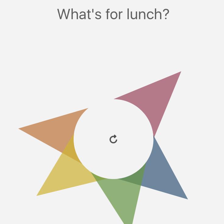 Lunch Radar