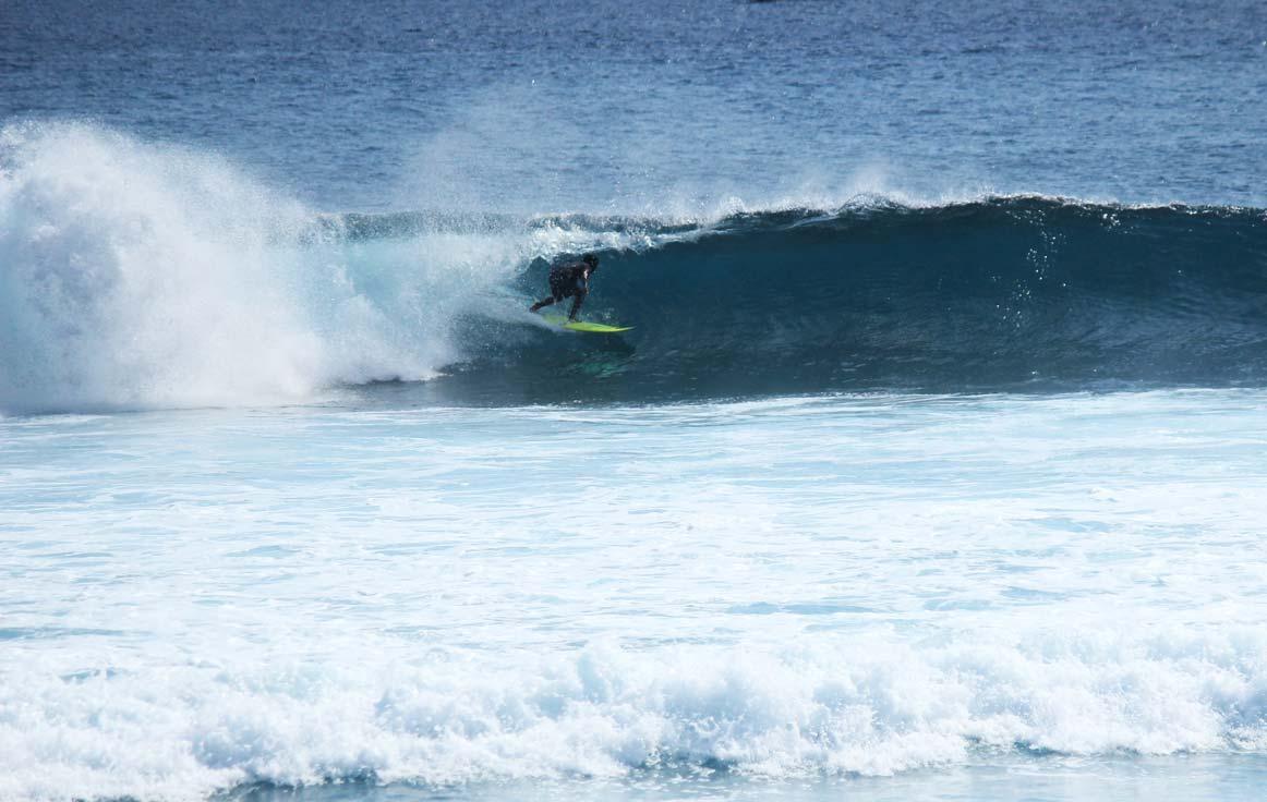Mawi Beach Lombok Indonesia - Nalua