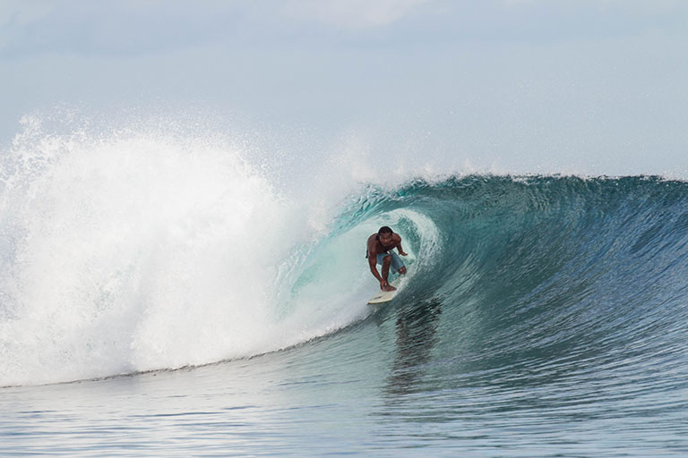 Nalua Surf camp - Lombok Indonesia