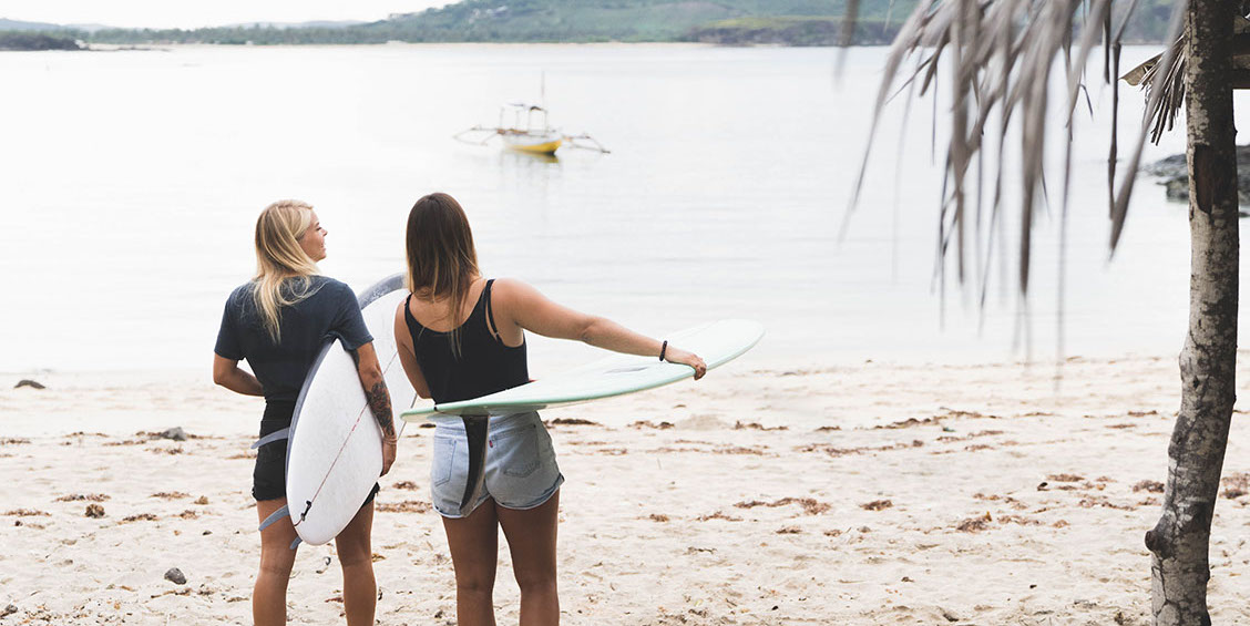 Nalua surf camp lombok, indonesia - Mawi beach