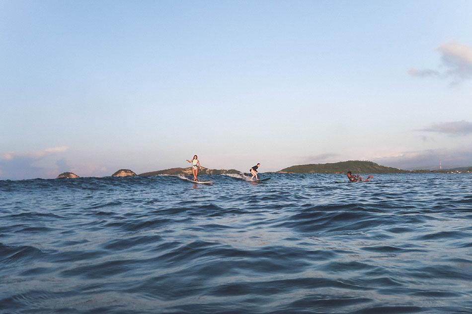 Surf camp Lombok - Nalua