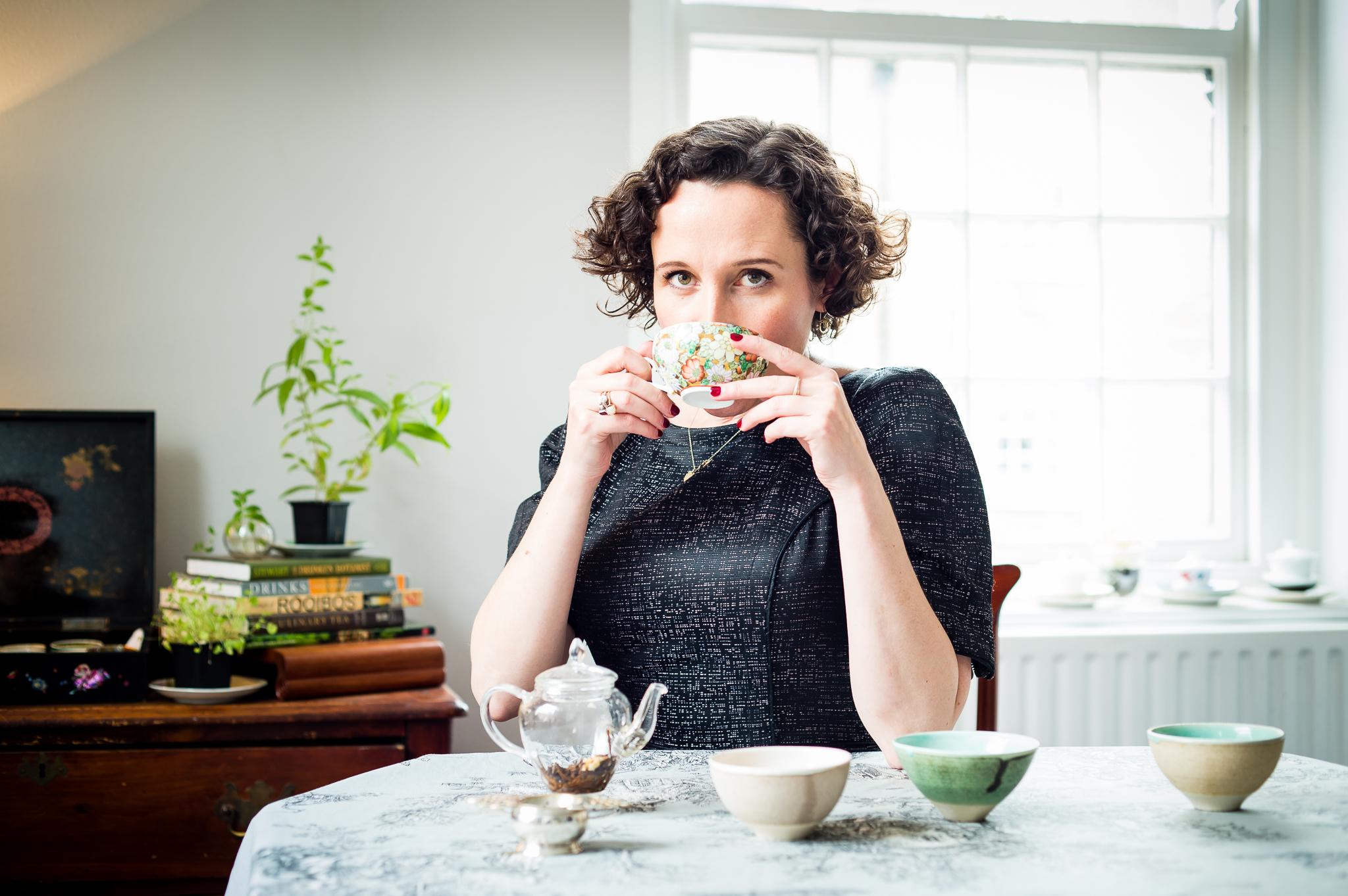Bespoke Rare Tea Blend -
