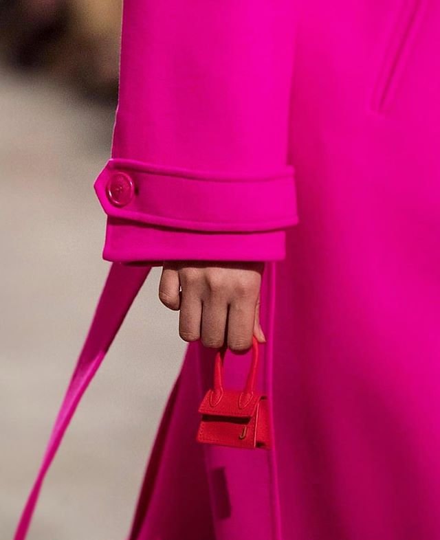 """A Bag for a Ring"" by @jacquemus // We might need a few of these...or maybe a bigger bag! 💎💍 @oliviagracelondon"