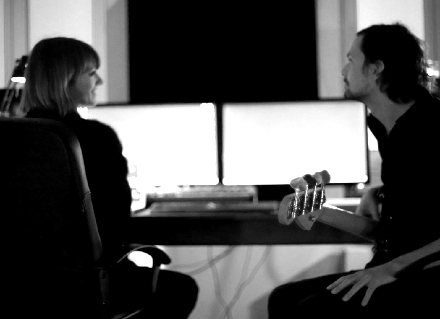 In The Studio - Fault Lines