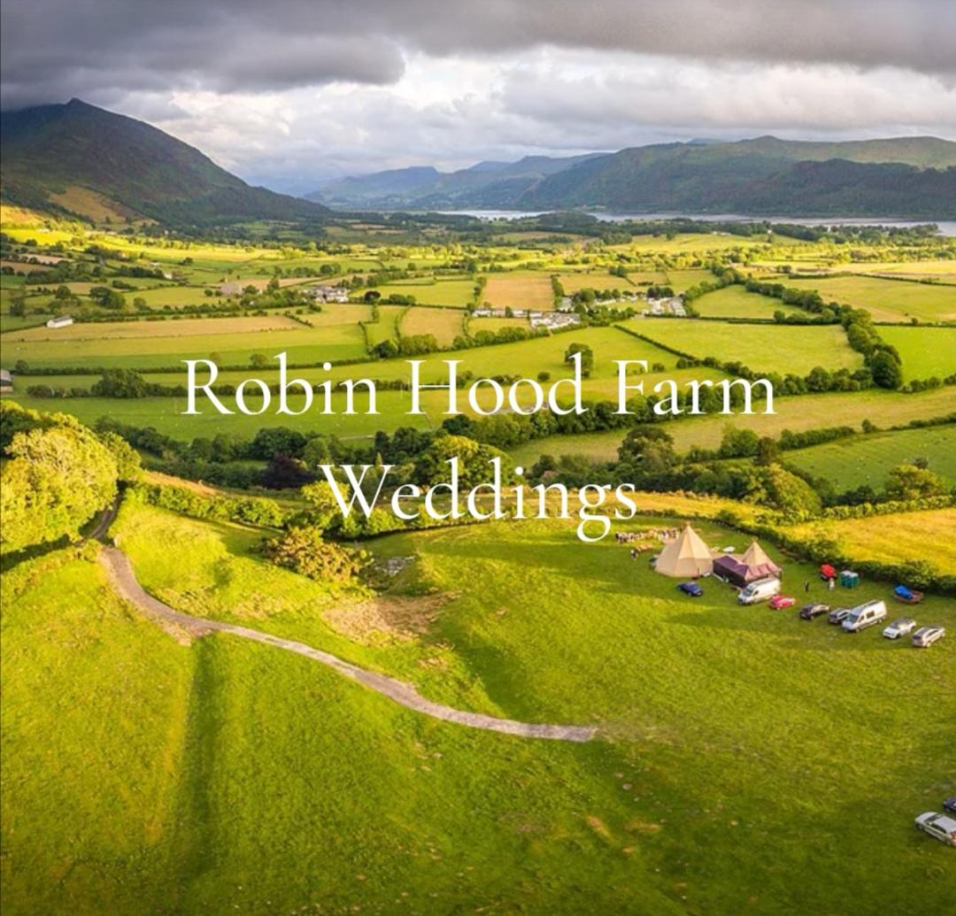 Robing Hood Farm Weddings