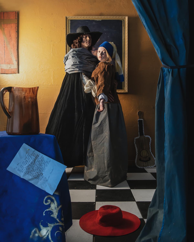 Vermeer's Element