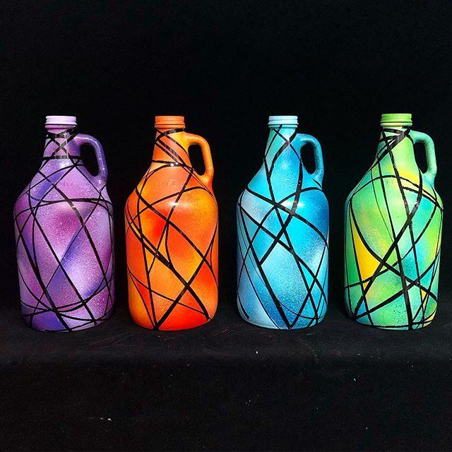 Bottled Bliss V2 growler set 🍾