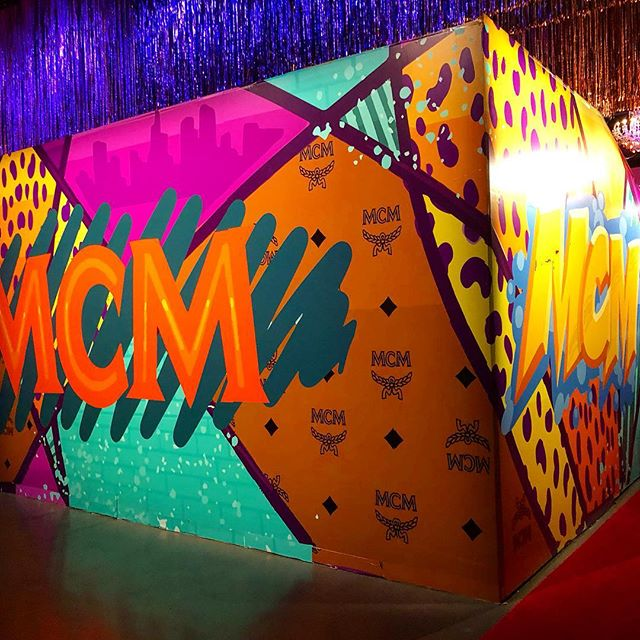 Honored to work alongside and provide backdrop for @mcmworldwide premier at @tribecafilmfestival last week. If you haven't already, checkout #theremix in support of the most influential women of hip hop 🙏🙏