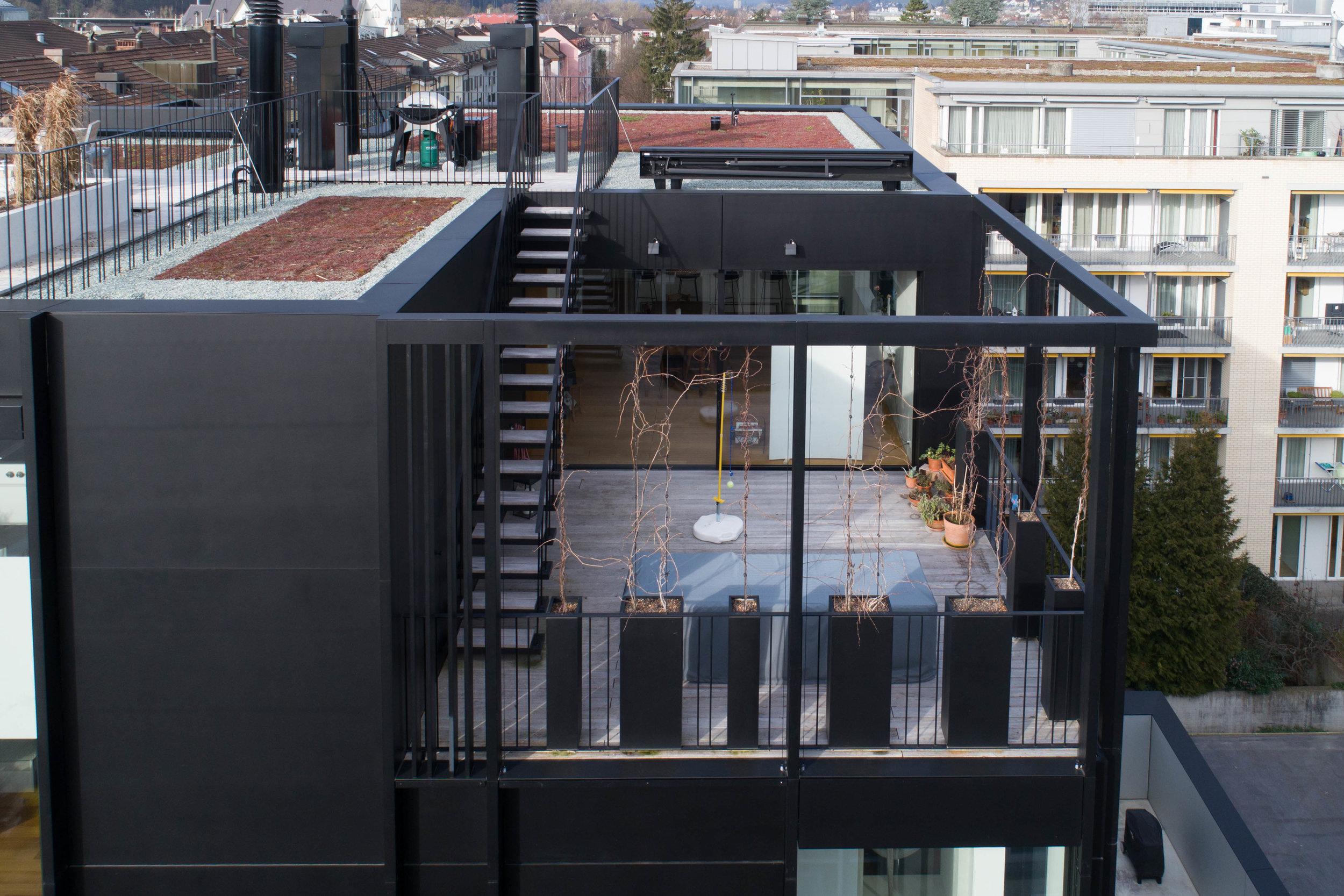 Metallbau und moderne Architektur