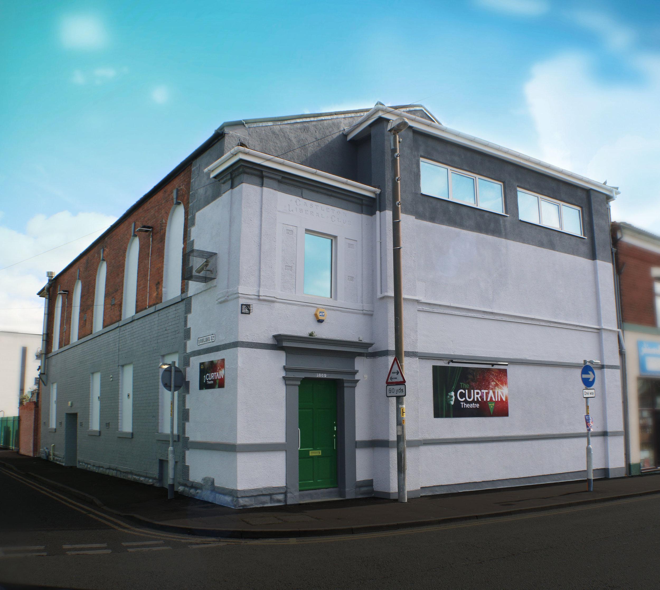 The Curtain Theatre Rochdale