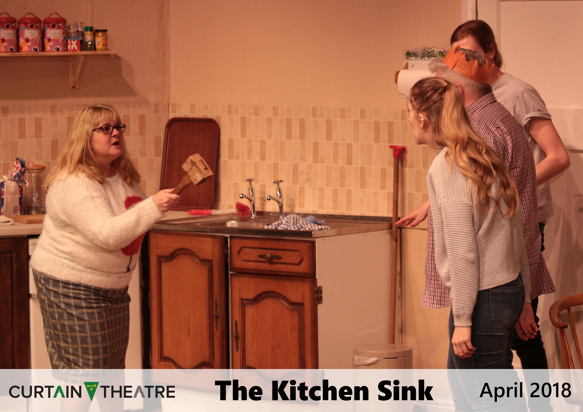 The Kitchen Sink A3
