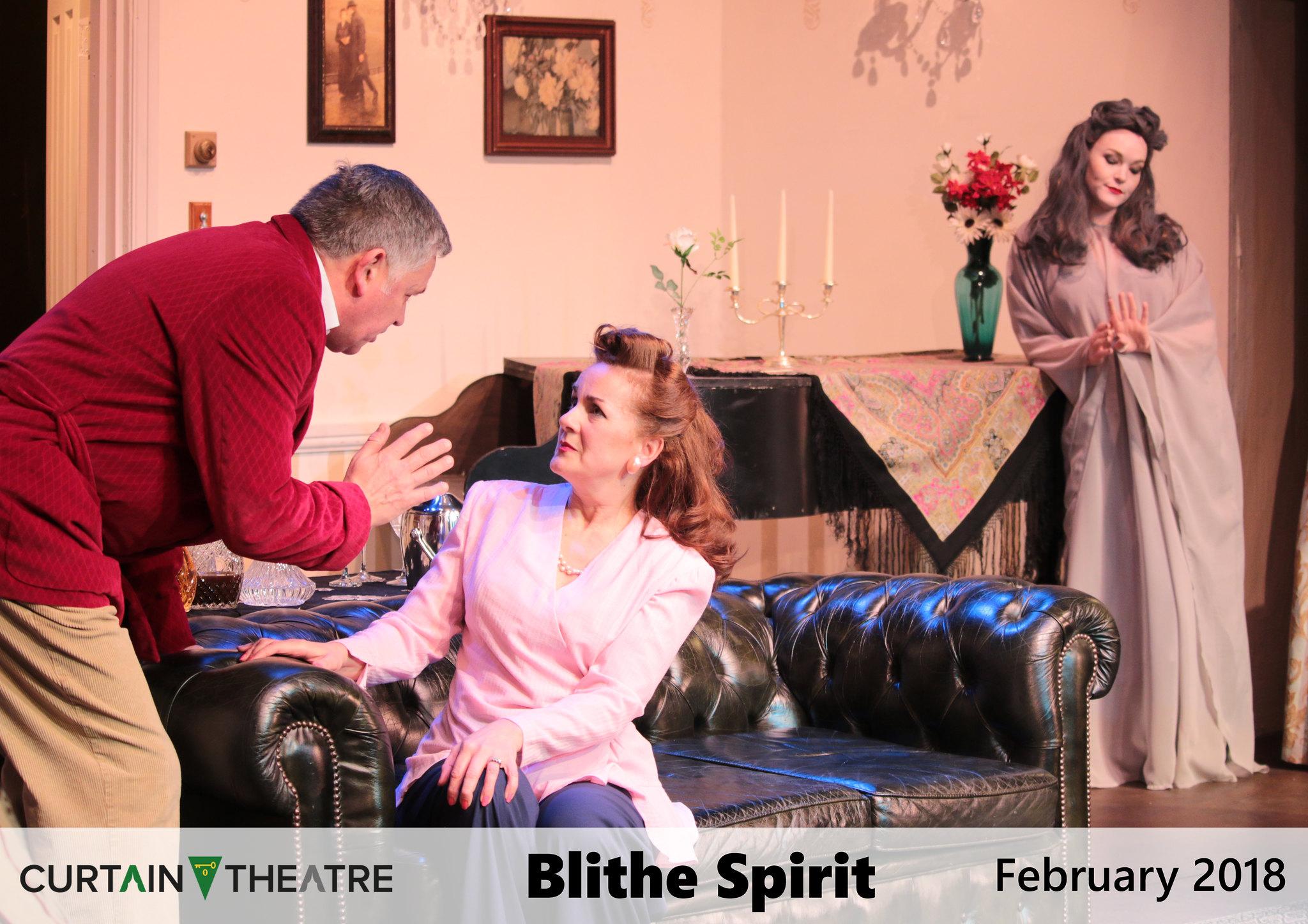 Blithe Spirit A3