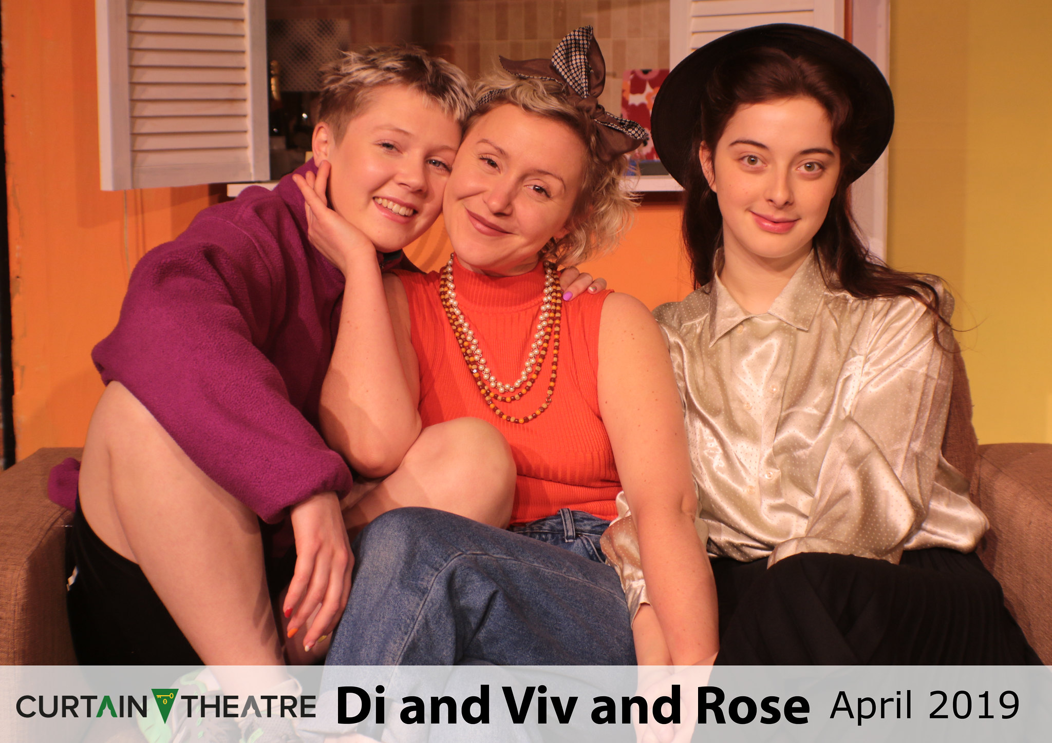 Di and Viv and Rose 2019 A3