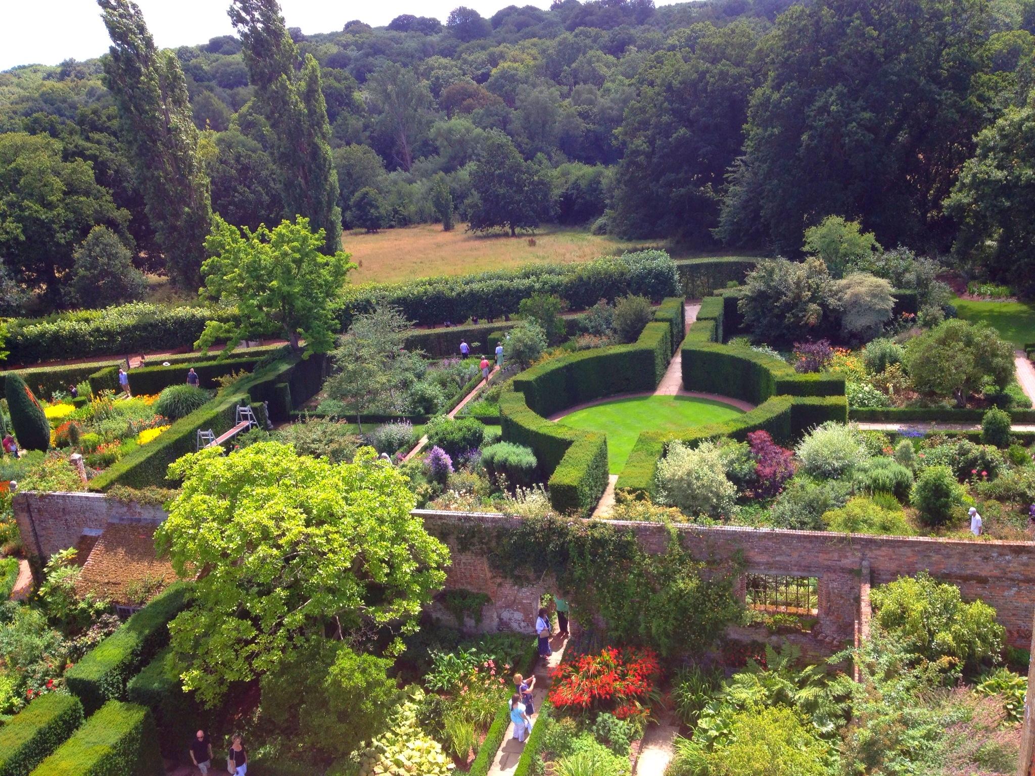 Sissinghurst Castle Gardens Kent