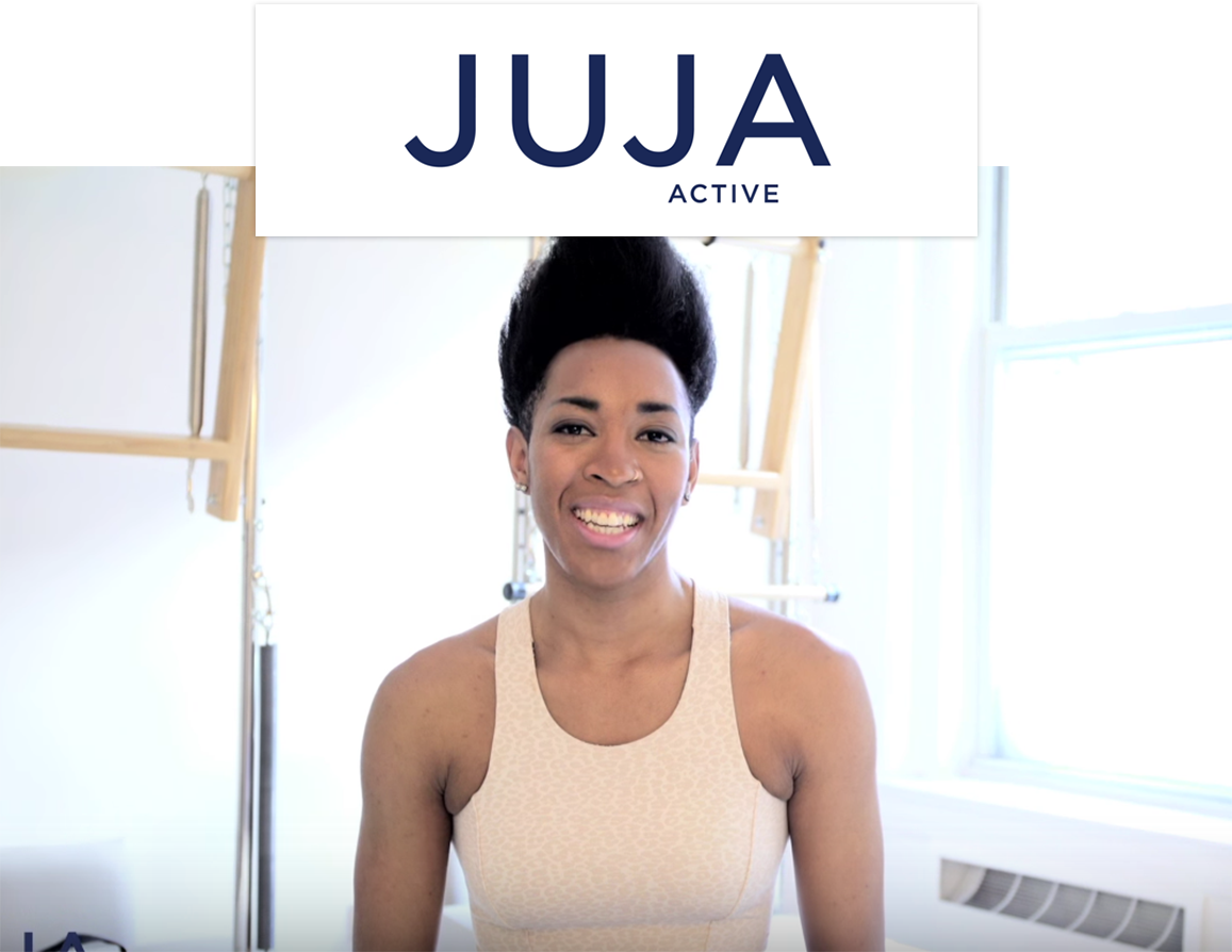 Pilates Fit in 5 for Juja Active