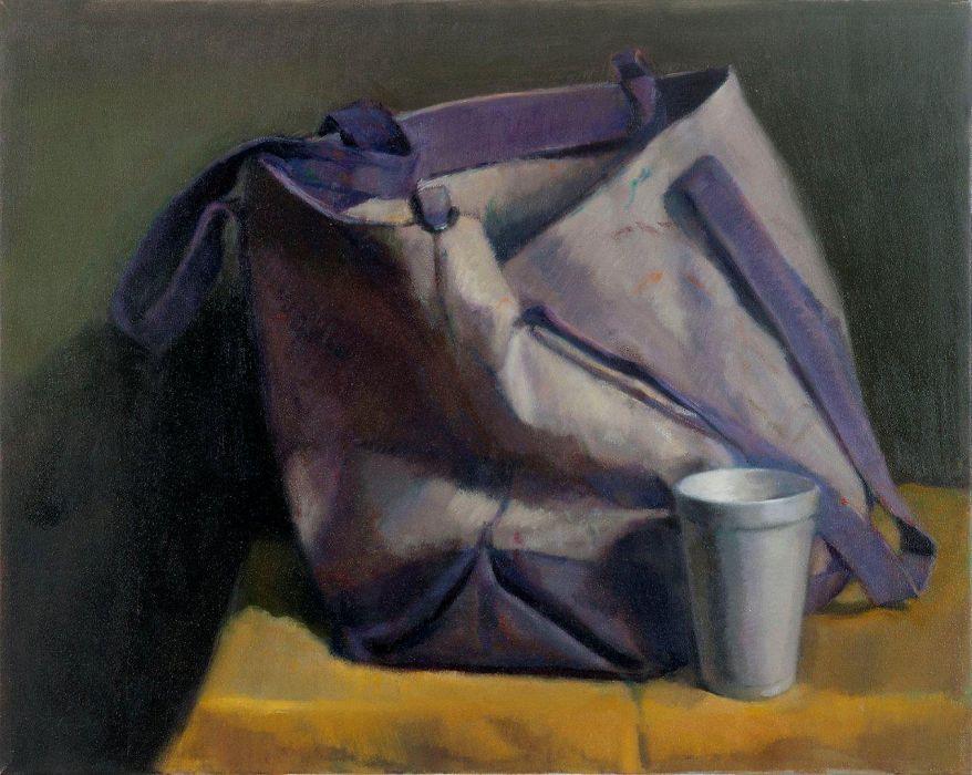 "Mitsuno's Journey - 16"" x 20"" Oil on Canvas"