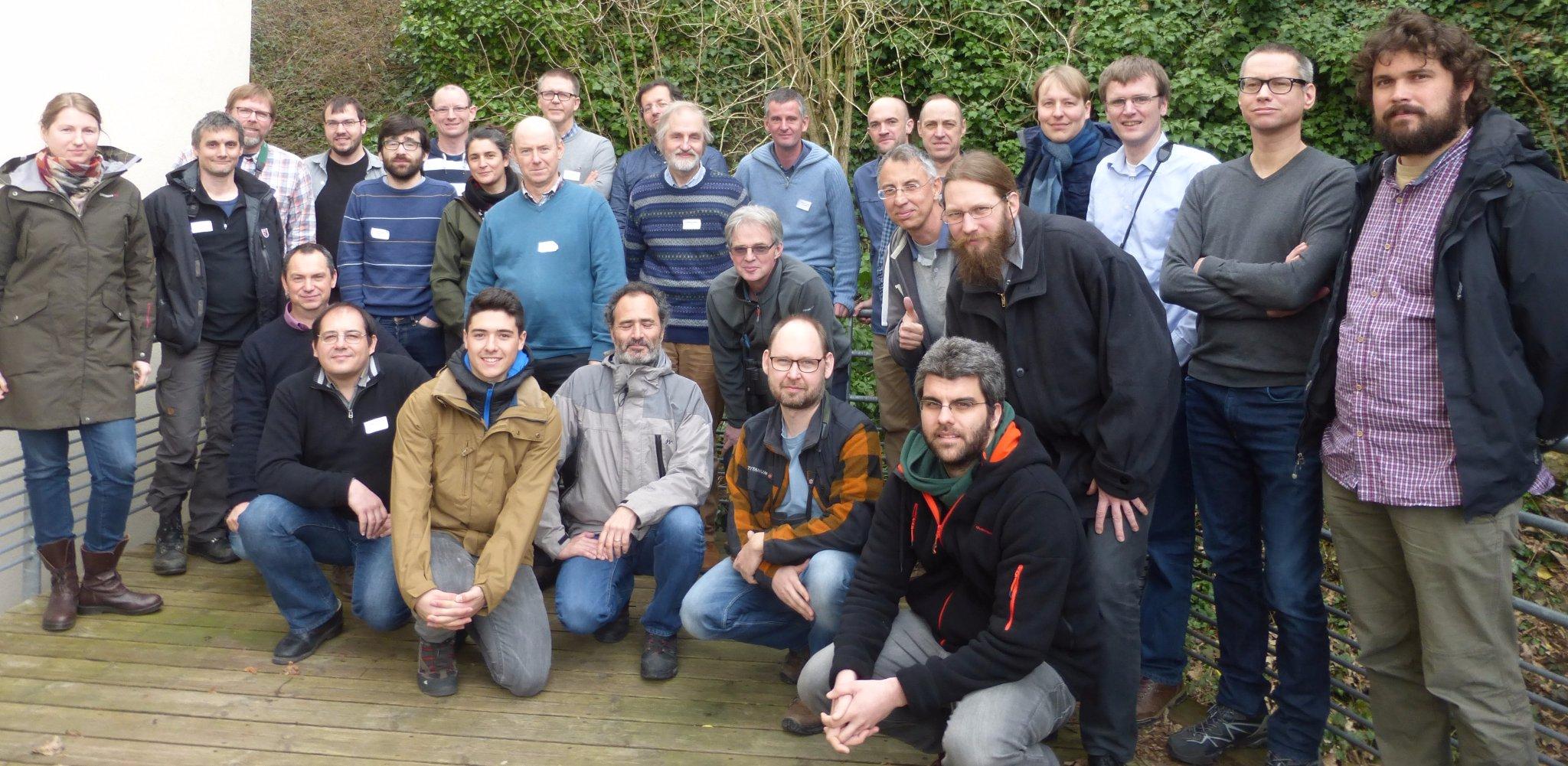 27 experts provenant d'une quinzaine de pays ont échangé leurs expériences durant deux journées à Namur.