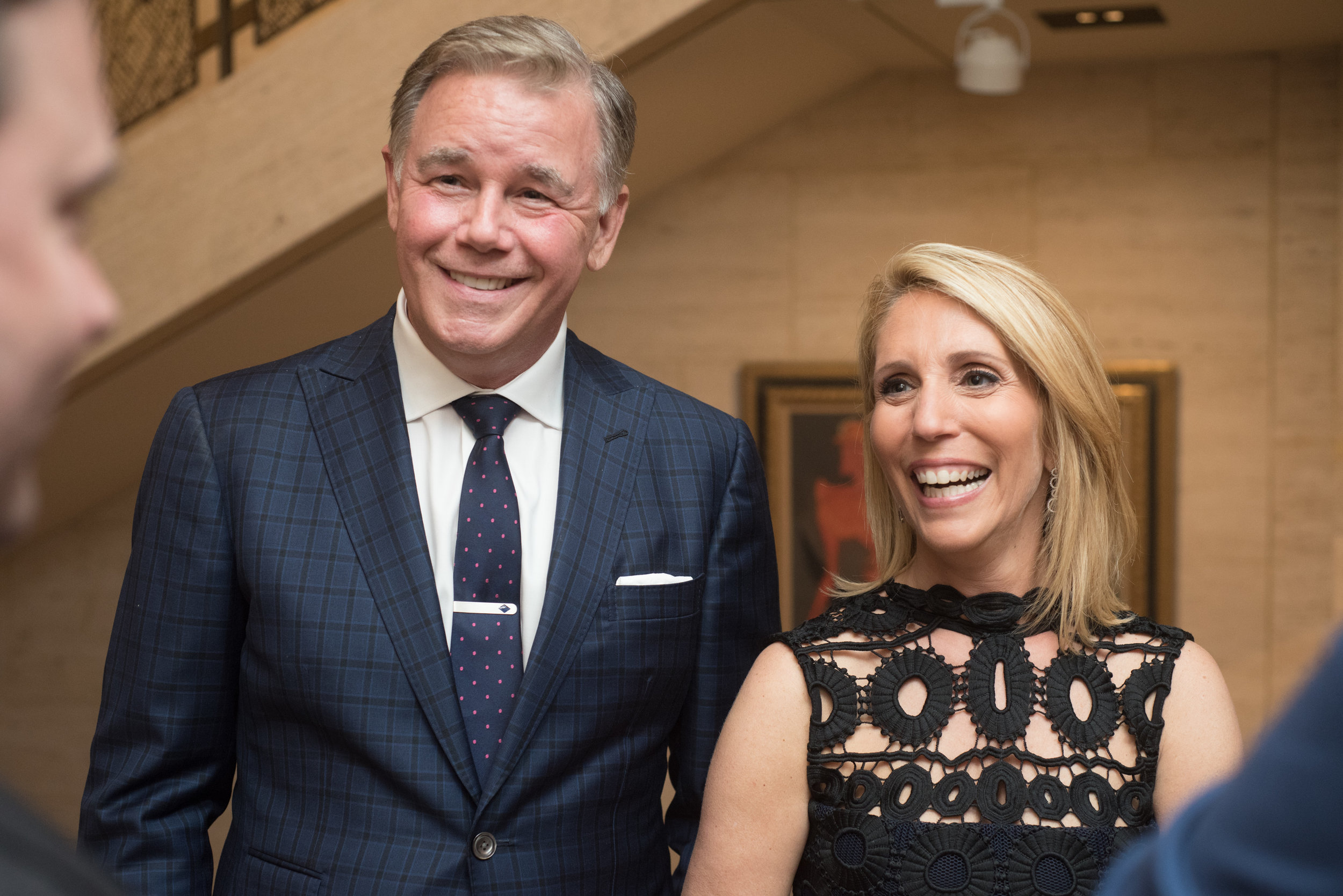 Event photography creeper museum White House correspondents party dana bash cnn