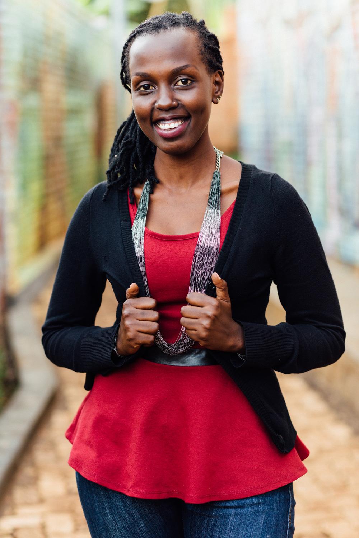 KARAMUTSA, Laure Darlene <strong>Life Skills Empowerment Manager</strong>