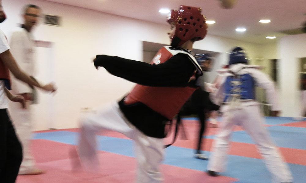 Taekwondo - Der dynamische, koreanische Kampfsport