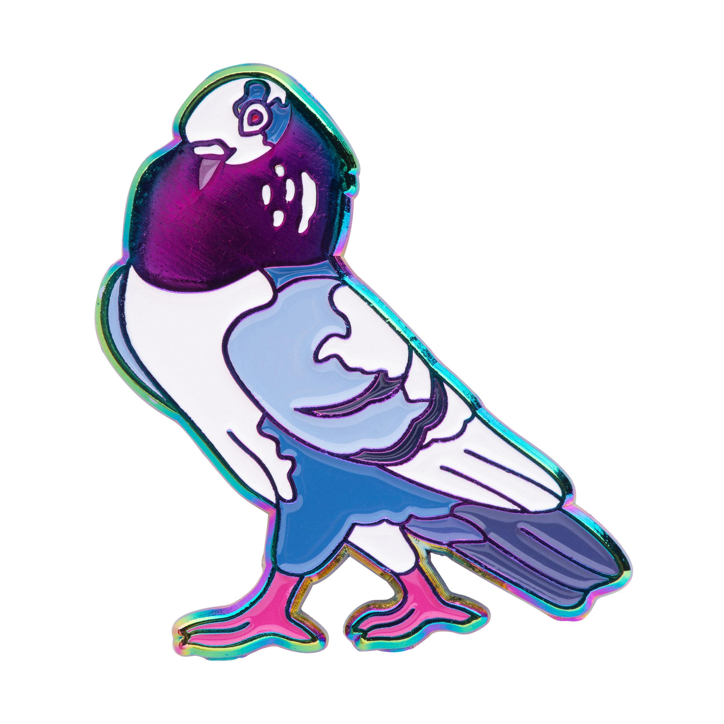 Piebald Pigeon