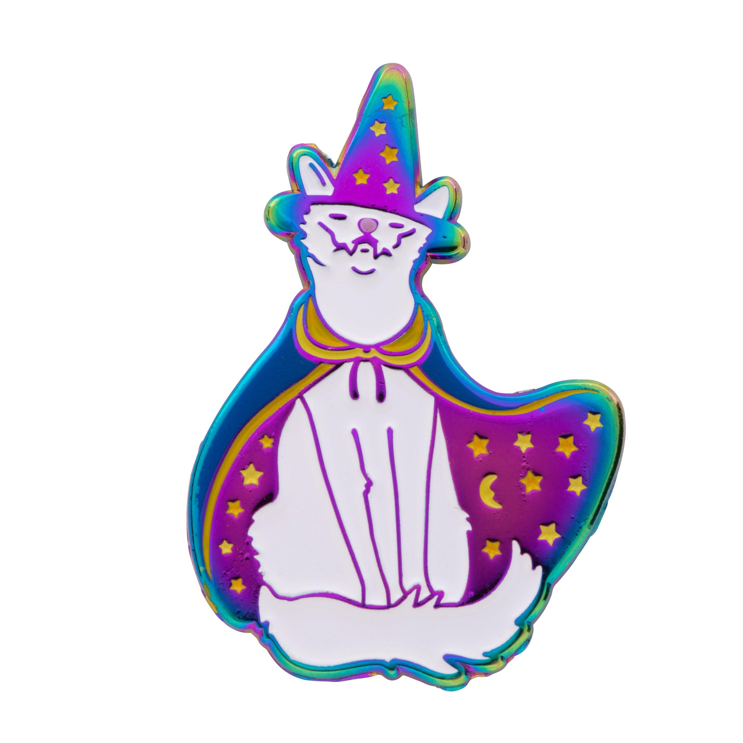 Pangur Wizard