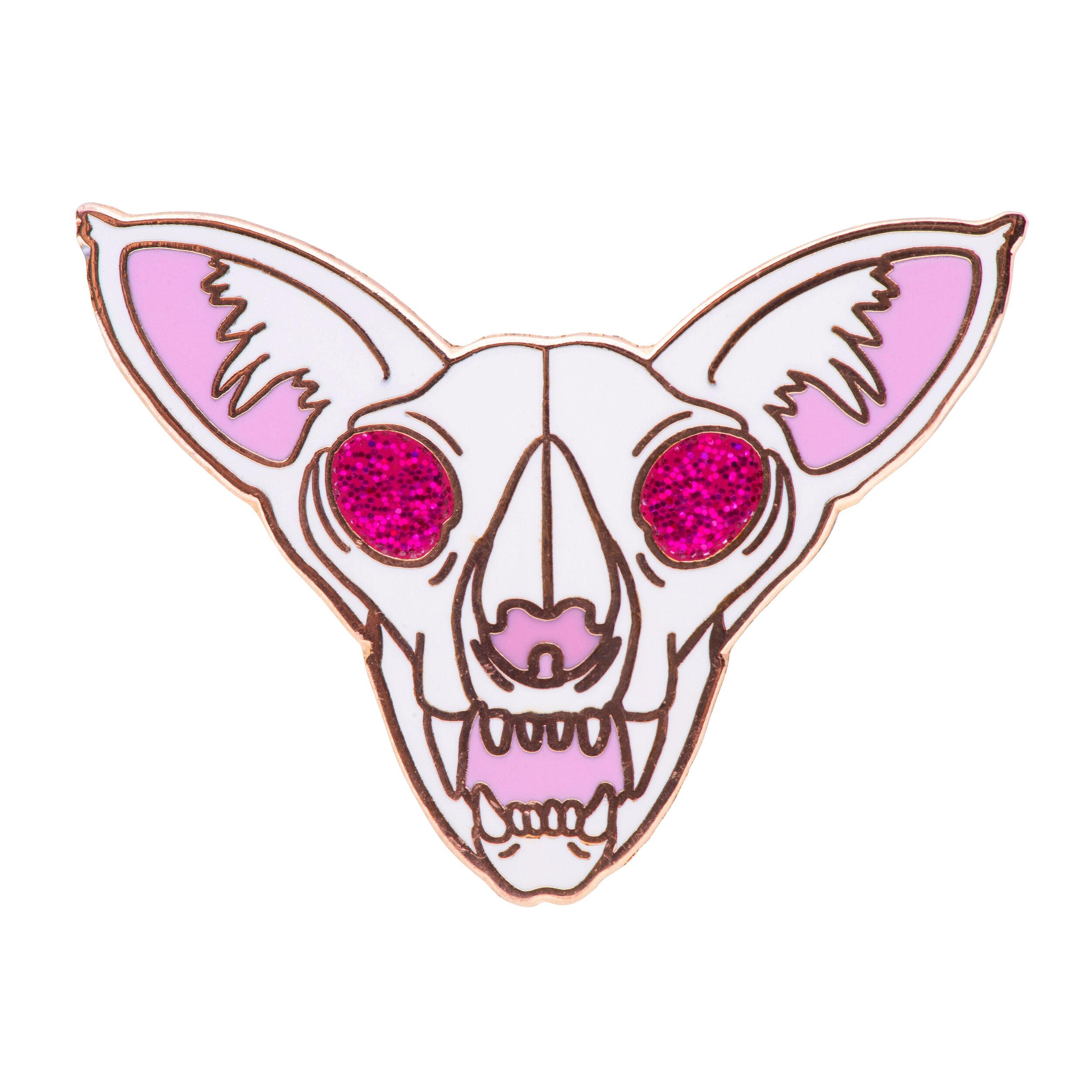 Pangur Skull