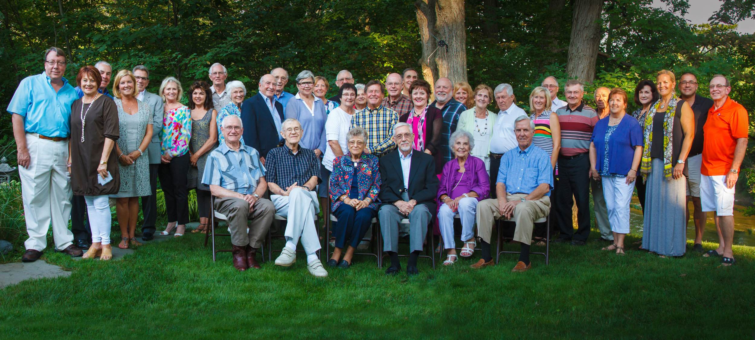 Legacy Society Reception 2014