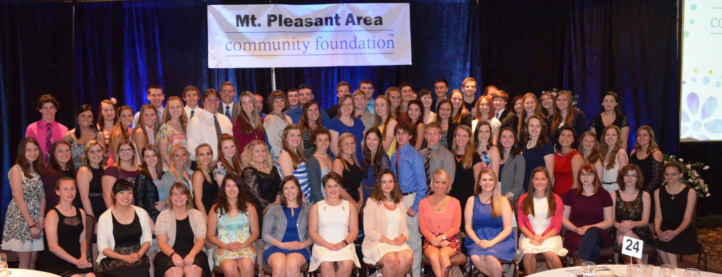 2016 MPACF Scholarship Reception