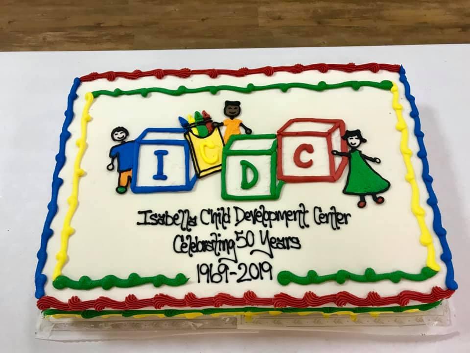 ICDC 50 Year cake.jpg