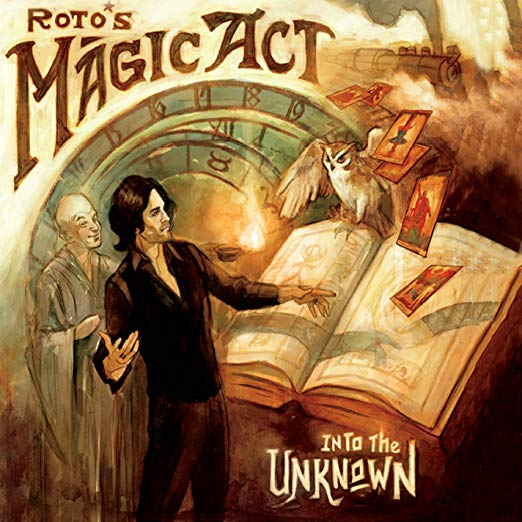 Roto's Magic Act - Into the Unknown.jpg