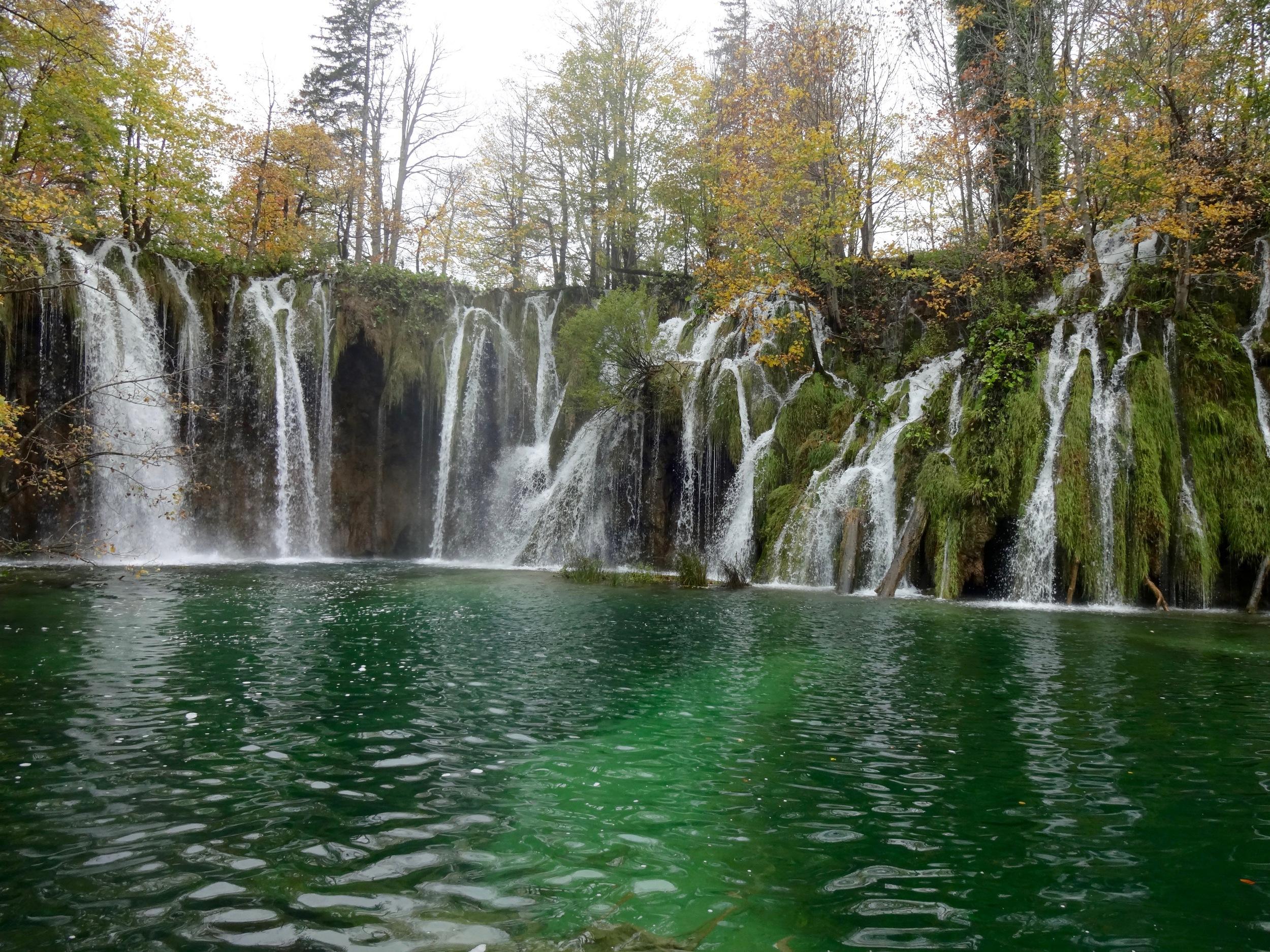 PLITVICE LAKES NATIONAL PARK, CROATIA - M.QUIGLEY