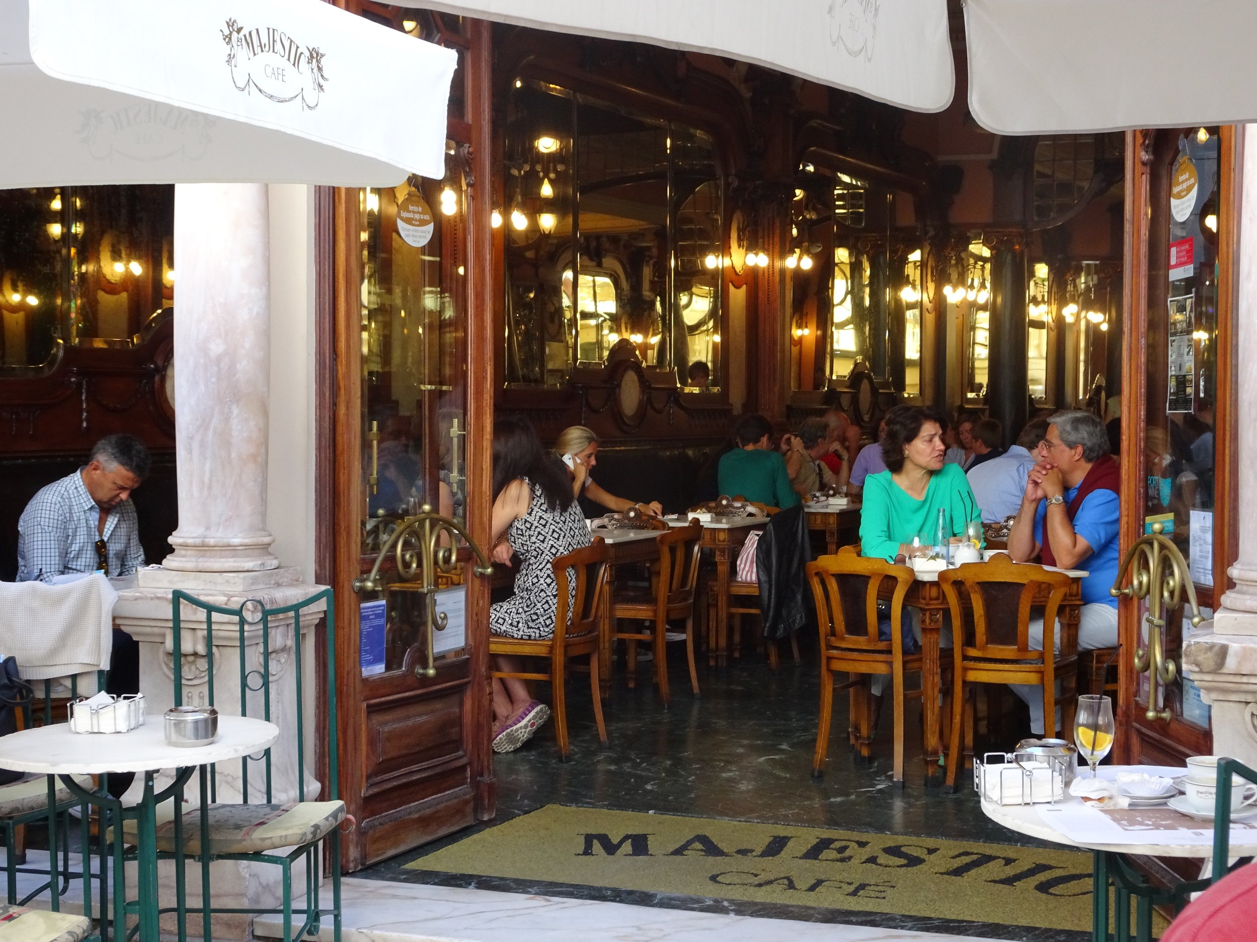 majestic cafe portugal