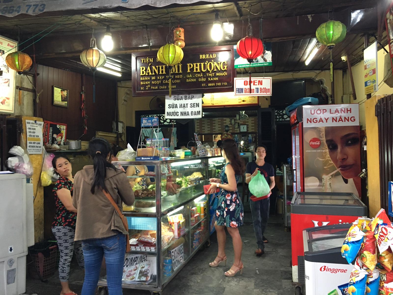 banh mi phuong, hoi an, vietnam - m.quigley