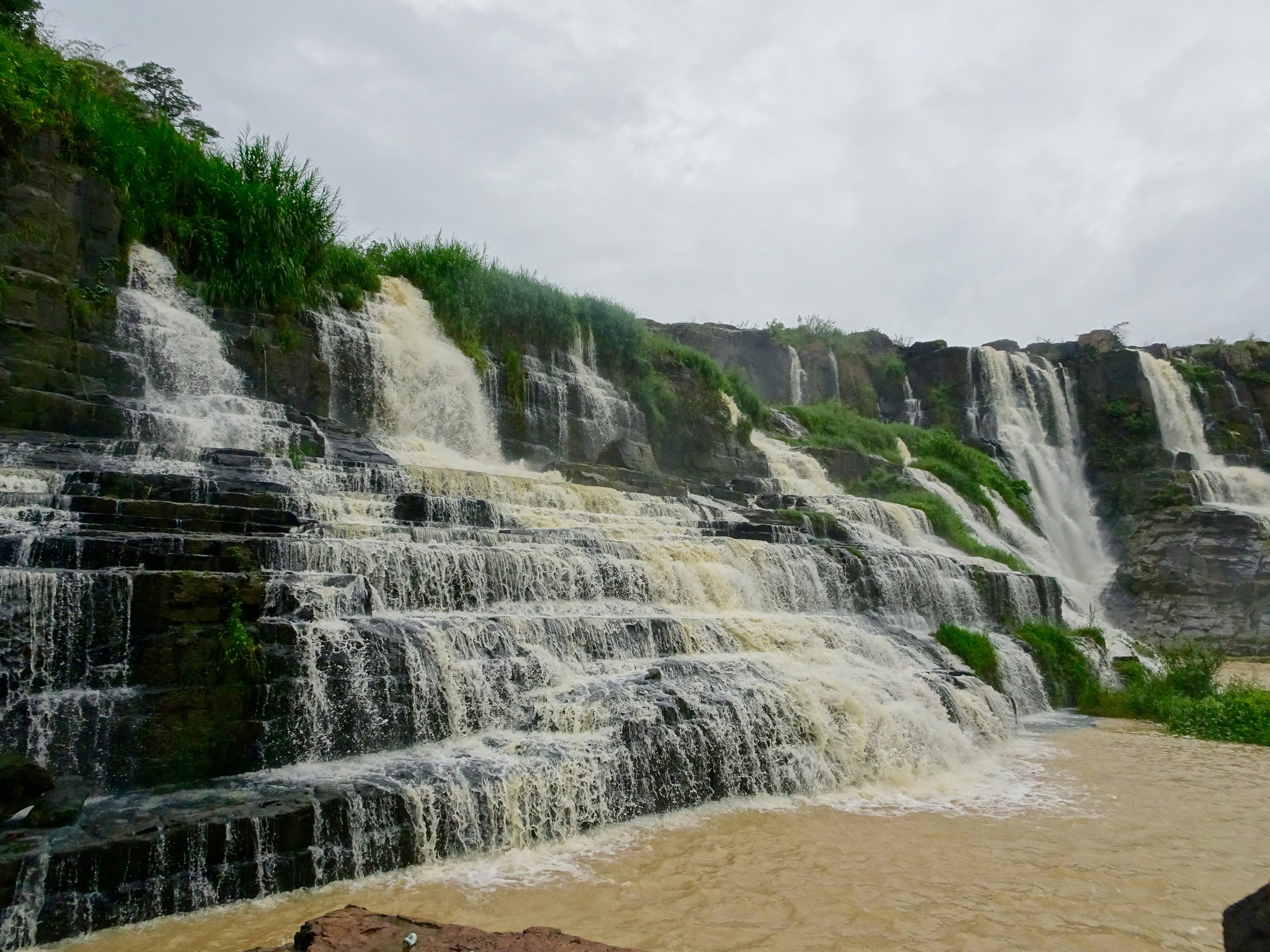 pongour falls, vietnam - m.quigley