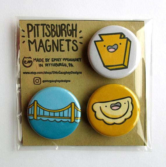 pittsburgh magnet - emcgaugheydesigns
