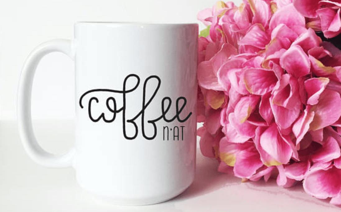 coffee mug - cricket lane studio